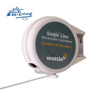 EZ Wattle Single Line Retractable
