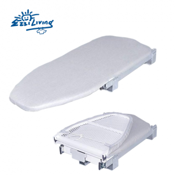 EZ Wardrobe Foldable Ironing Board