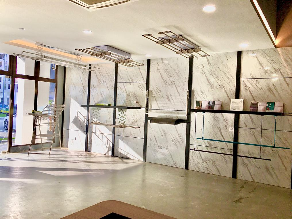 EZZi Living Solutions Sdn Bhd Malaysia - a 3-story showroom @ Eco Botanic